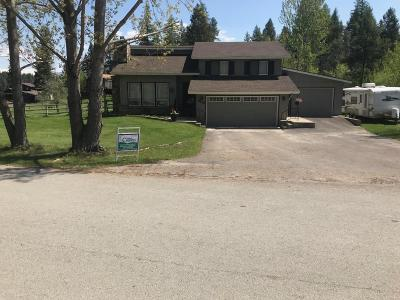 Whitefish Single Family Home For Sale: 304 Mallard Loop Loop
