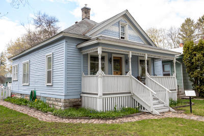 Kalispell Single Family Home Under Contract Taking Back-Up : 724 1st Avenue West