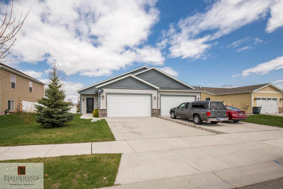 Kalispell Single Family Home Under Contract Taking Back-Up : 447 Mountain Vista Way