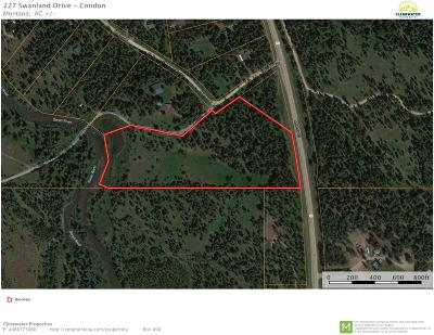 Condon, Potomac, Seeley Lake Residential Lots & Land For Sale: 227 Swanland Drive