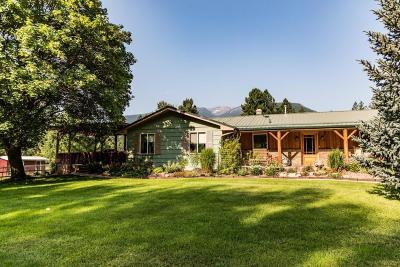 Stevensville Single Family Home For Sale: 4011 Wakantanka Way