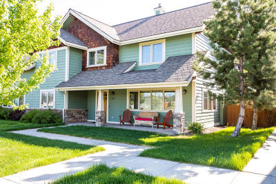Flathead County Single Family Home For Sale: 5009 Riverlakes Parkway