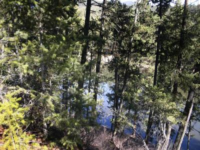 Alberton, Saint Regis, Huson, Heron, Noxon, Paradise, Superior, Thompson Falls, Trout Creek Residential Lots & Land For Sale: Lot 5 Lozeau Overlook