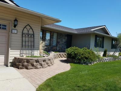 Kalispell Single Family Home Under Contract Taking Back-Up : 521 Crestview Road