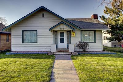 Polson Single Family Home Under Contract Taking Back-Up : 705 4th Avenue East