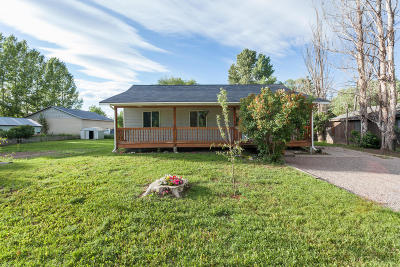 Kalispell Single Family Home For Sale: 407 East Evergreen Drive