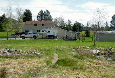 Kalispell Single Family Home For Sale: 315 Orchard Ridge