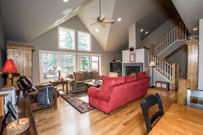 Whitefish Single Family Home For Sale: 624 Wisconsin Avenue
