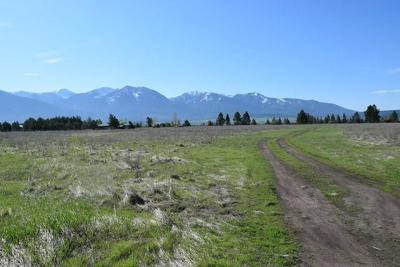 Arlee MT Residential Lots & Land For Sale: $224,000