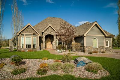 Flathead County Single Family Home For Sale: 333 Eagle Bend Drive