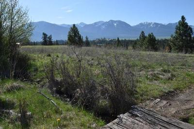 Arlee MT Residential Lots & Land For Sale: $55,000