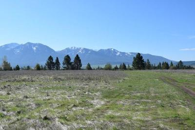 Arlee MT Residential Lots & Land For Sale: $59,000