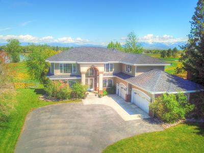 Missoula Single Family Home For Sale: 4626 Edward Avenue
