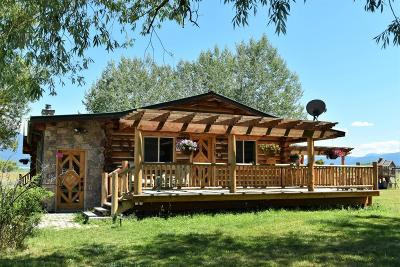 Lake County Single Family Home For Sale: 59937 Old Freight Road