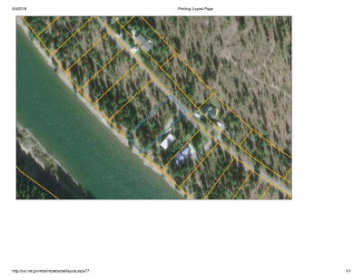 Saint Regis MT Residential Lots & Land For Sale: $57,900