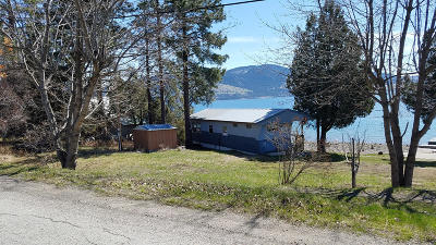 Lake County Single Family Home Under Contract Taking Back-Up : 26286 Old Us Hwy 93