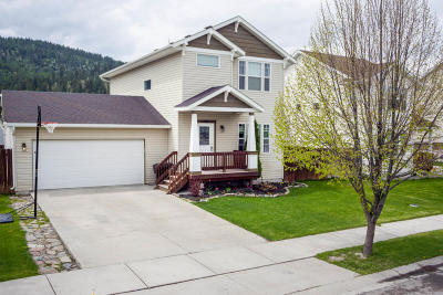 Kalispell Single Family Home For Sale: 1982 Teal Drive