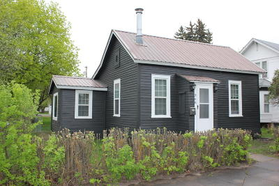 Flathead County Single Family Home Under Contract Taking Back-Up : 368 6th Avenue East North