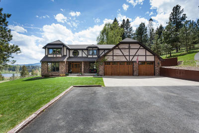 Flathead County Single Family Home For Sale: 415 Lake Hills Lane
