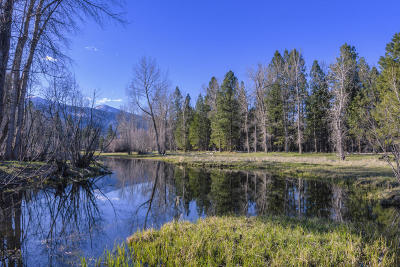 Ravalli County Residential Lots & Land For Sale: 3712 Us-93