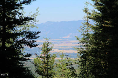 Flathead County Residential Lots & Land For Sale: Nhn Patrick Creek Road