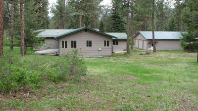 Polson Single Family Home For Sale: 30570 Great Pine Hill
