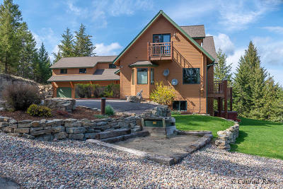 Kalispell Single Family Home Under Contract Taking Back-Up : 67 Spring Mountain Drive