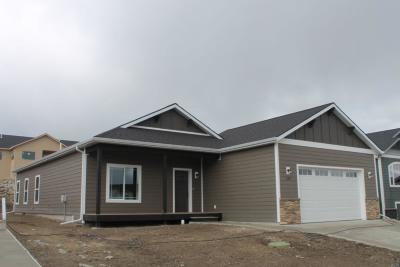 Kalispell Single Family Home For Sale: Nhn Mountain Vista Way