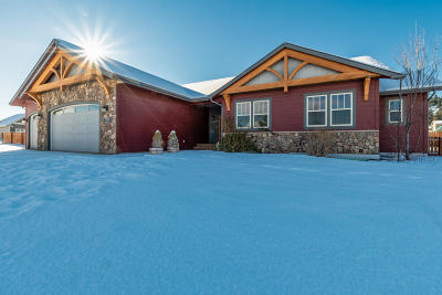 Lolo Single Family Home For Sale: 10774 Limber Pine Street