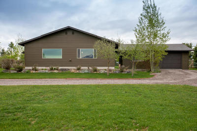 Flathead County Single Family Home For Sale: 1228 Columbia Falls Stage Road