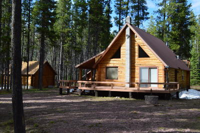 Flathead County Single Family Home For Sale: 252 Slippery Bill Road