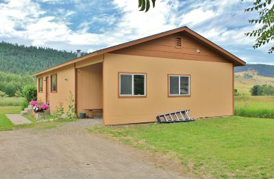 Arlee MT Single Family Home For Sale: $159,000