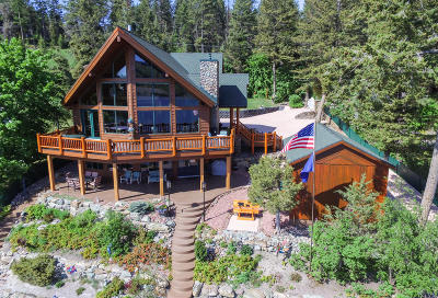 Flathead County Single Family Home For Sale: 522 North Foys Lake Drive