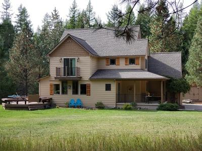 Lincoln County Single Family Home For Sale: 542 North Milnor Lake Road