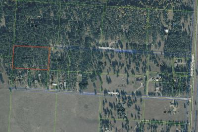Kalispell Residential Lots & Land Under Contract Taking Back-Up : 720 Sanctuary Farm Lane