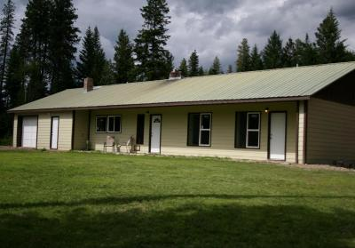Lincoln County Single Family Home For Sale: 1452 Kilbrennan Lake Road