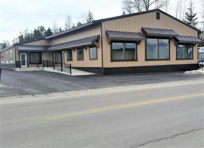 Flathead County Commercial Lease For Lease: Baker Avenue