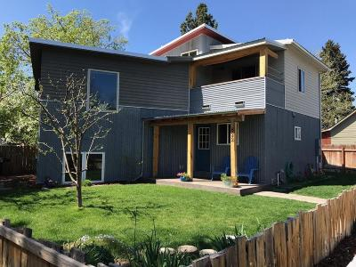 Missoula Single Family Home Under Contract Taking Back-Up : 822 Howell Street