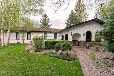 Missoula Single Family Home Under Contract Taking Back-Up : 10225 Us-93