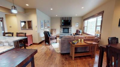 Whitefish Single Family Home For Sale: 128 Stumptown Loop