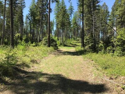 Kalispell Residential Lots & Land Under Contract Taking Back-Up : Nhn Spruce Hollow Trail