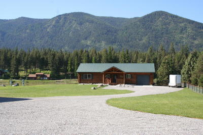 Thompson Falls Single Family Home For Sale: 22 Steamboat Way East