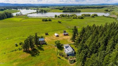 Flathead County Residential Lots & Land For Sale: 820 Riverside Road