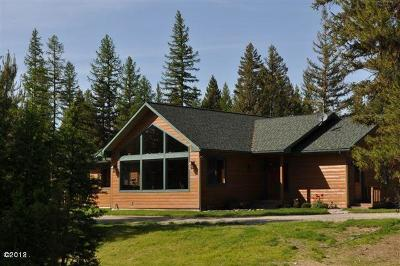 Flathead County Single Family Home For Sale: 1053 Bitterroot Drive