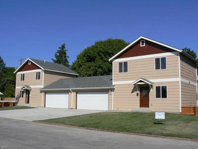 Flathead County Multi Family Home Under Contract Taking Back-Up : 805-815 3rd Street West