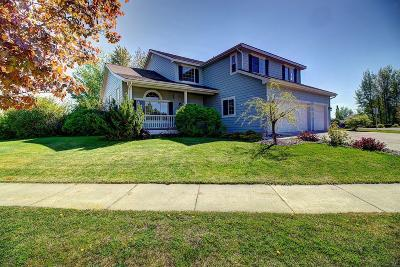 Kalispell Single Family Home Under Contract with Bump Claus: 151 Buffalo Stage