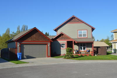 Whitefish Single Family Home Under Contract Taking Back-Up : 646 Copperwood Court