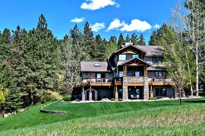 Missoula Single Family Home Under Contract with Bump Claus: 7600 Parkwood Drive