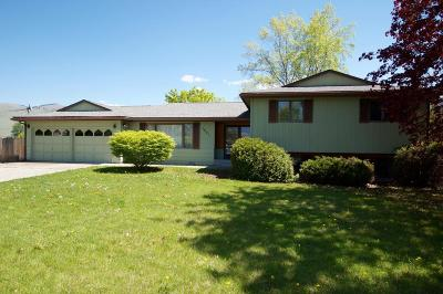 Missoula Single Family Home For Sale: 1701 Cyprus Court