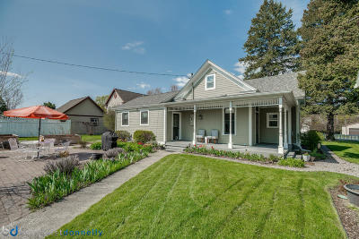 Stevensville Single Family Home Under Contract Taking Back-Up : 377 5th Street